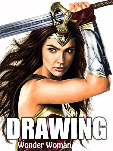 Clip  Drawing  Wonder Woman