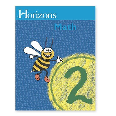 Horizons Math 2 - Workbooks 1 & 2 by AOP