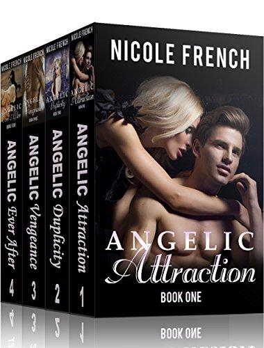 Angelic Series: Books 1-4 (The Angelic Series (Angelic Series)