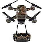 MightySkins Skin Compatible with DJI Spark Mini Drone Combo - Steam Punk Room | Protective, Durable, and Unique Vinyl Decal wrap Cover | Easy to Apply, Remove, and Change Styles | Made in The USA 5