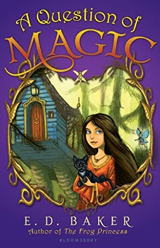 book cover of A Question of Magic