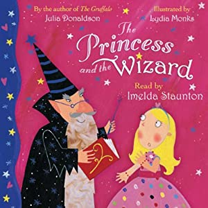 The Princess and the Wizard Hörbuch