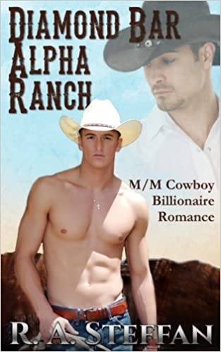 Laden Sie E-Books in Großbritannien herunter Diamond Bar Alpha Ranch: M/M Cowboy Billionaire Romance DJVU