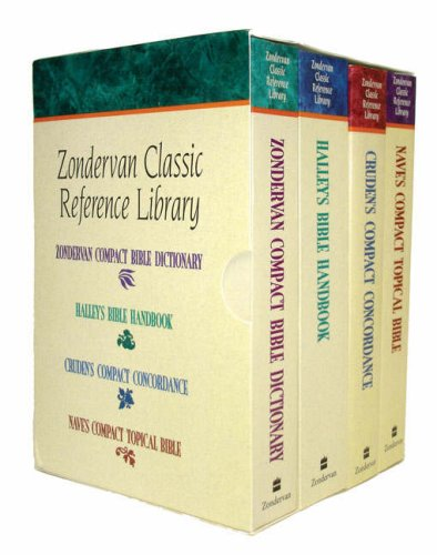Download Zondervan Classic Reference Library Book Pdf
