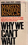Why We Can't Wait, Martin Luther King, 0451621816