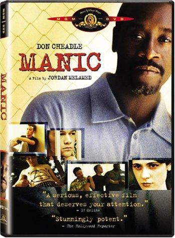 Manic -  DVD, Rated R, Jordan Melamed