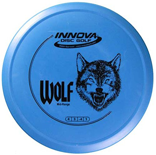 Innova Disc Golf DX Wolf Golf Disc, 170-174gm (Colors may ()