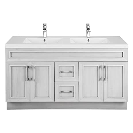 Cutler Kitchen U0026 Bath Classic Transitional 48 In. Double Bathroom Vanity