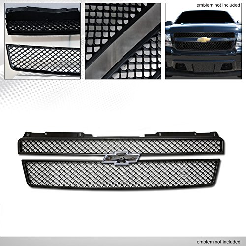 2007 avalanche front bumper cover - 5