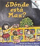 Donde Esta Max?, Mary E. Pearson, 0516220233