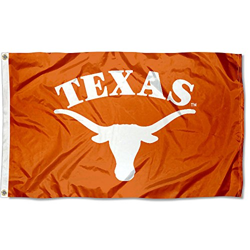 UT Texas Longhorns University Large College Flag