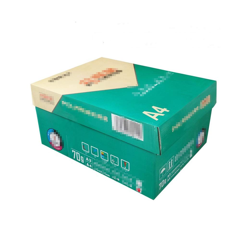 A4 Paper Printing Paper A4 White Paper A4 Copy Paper Office Inkjet Printers Laser Copier Paper Copy Paper a4 Paper Ream by JXLG
