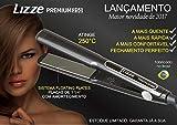 Lizze Extreme 250 Deg. C. (480°f) Original Nano Titanium Technology Hair Straighteners