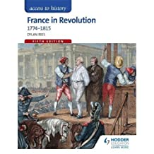 France in Revolution, 1774-1815. 5th edition