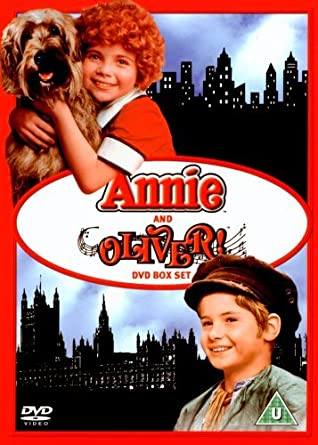 Oliver!/Annie [DVD] by Ron Moody: Amazon.es: Ron Moody, Mark ...