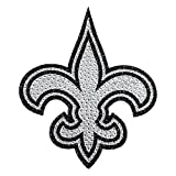 NFL New Orleans Saints Bling Emblem