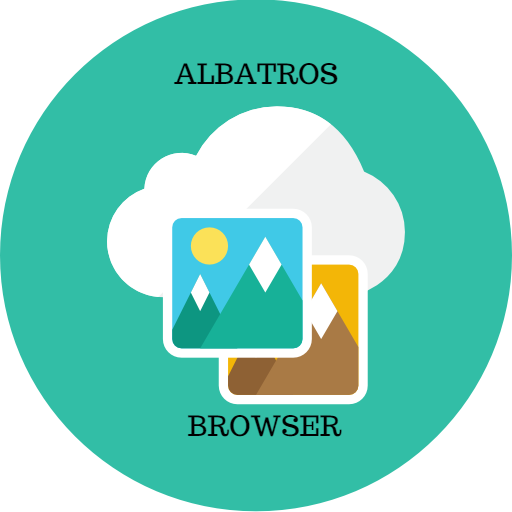 Albatros browser from Albatros.inc