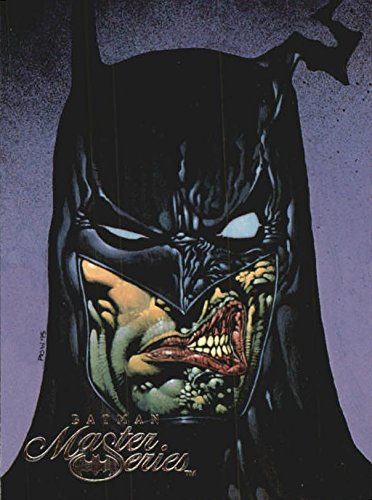 1995 Batman Master Series #57 Double-Mug - NM-MT (Master Series Batman Master)