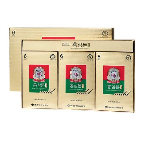 Cheong Kwanjang By Korea Ginseng Corporation Korean Red Ginseng Tonic Mild 50ml (30 bags) by Cheong Kwanjang