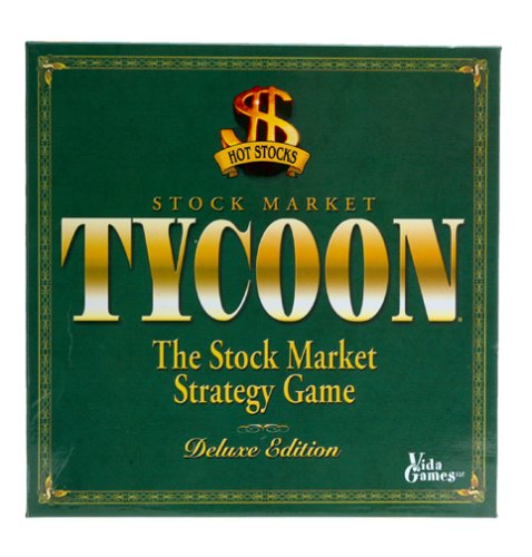 Tycoon - The Stock Market Strategy Game -