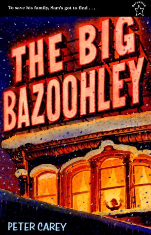 book cover of The Big Bazoohley