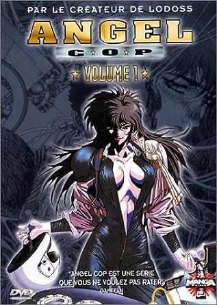 Angel Cop - Vol. 1 [Francia] [DVD]: Amazon.es: Ichirô Itano ...