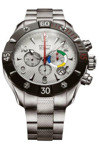 Zenith Defy Classic Chrono Aero Men's Automatic Watch 03-0526-4000-01-M526