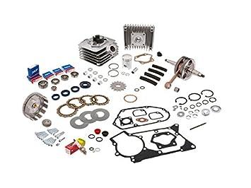 AKF Set: todas piezas para regenerierung: Motor S51 Completo: Amazon.es: Coche y moto