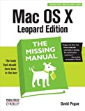 Read Mac OS X Leopard: The Missing Manual Reader