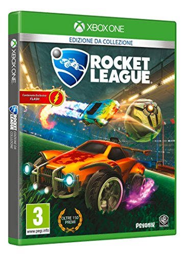 Rocket League: Collector's Edition – Xbox One [video game]