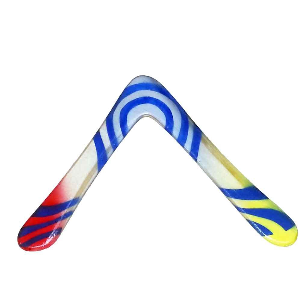 Crested Butte Wooden Boomerang - Great Beginner Boomerang B00CEIQYPQ