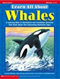 Whales, Kath Buffington and Karen Steuer, 0439518857