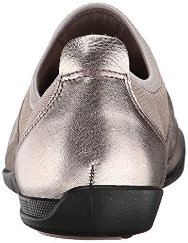 Ecco Womens Bluma Toggle Sneaker Warm Grijs