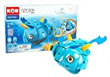 Geomag Kor TAZOO Beto Fish – 68 Piece Creative Magnet Transformative Playset Toy for Both Boys and Girls – Swiss Made – Part of Geomag's World Famous Award Winning Product Line – Ages 5 and Up