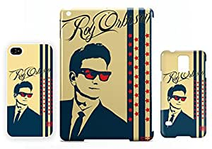 Roy Orbison Stencil iPhone 5 / 5S Fundas del teléfono móvil de calidad