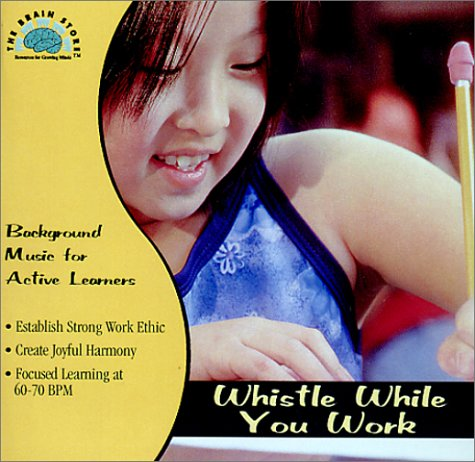 Download Whistle While You Work (Audio CD) ebook