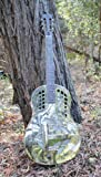Imperial Royall Palmola Tricone Brass Body Resonator Guitar