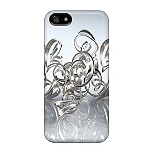 Durable Case For The Iphone 5/5s- Eco-friendly Retail Packaging(design 4)