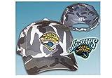 Jacksonville Jaguars Camouflage Hat Cap Black White