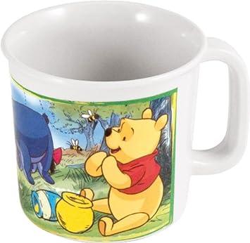 Winnie Pooh   Tasse Aus Melamin AmazonDe Kche  Haushalt