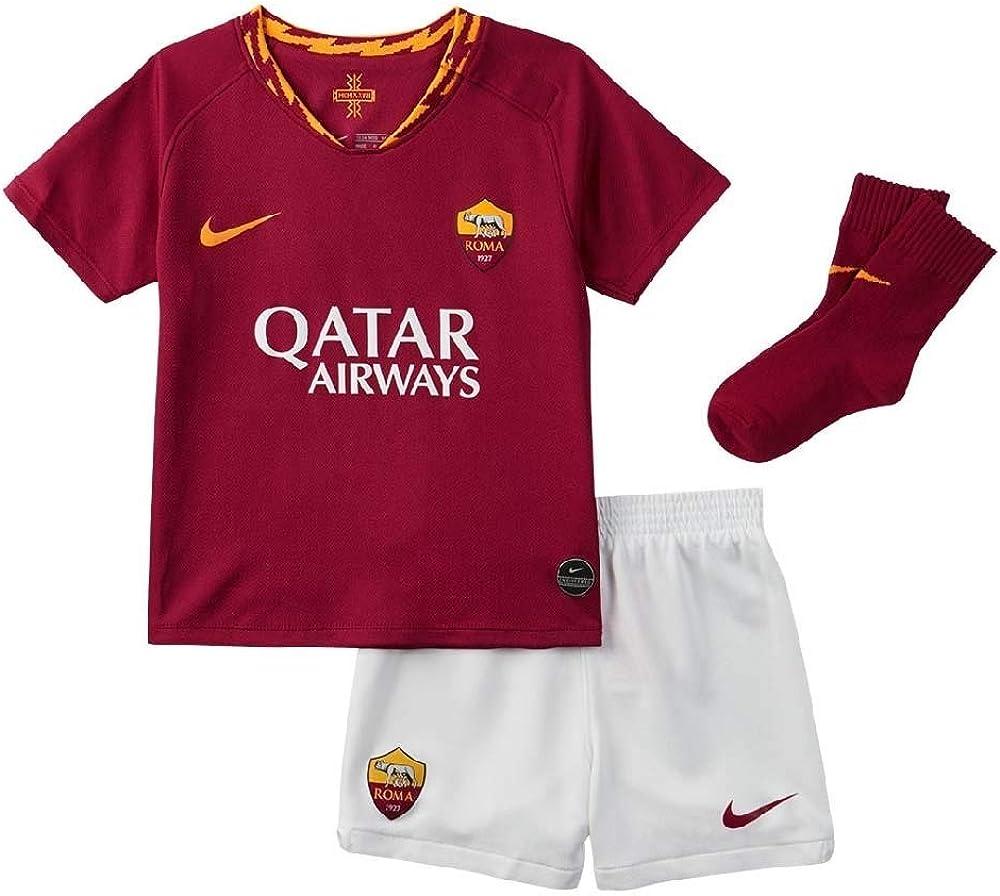 AS Roma Baby Casa 2019/2020, Nike, Equipación de Fútbol Set ...