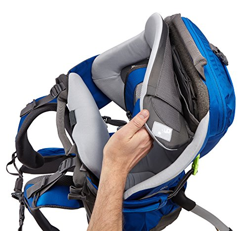 Thule Sapling Child Carrier, Slate/Cobalt by Thule (Image #16)