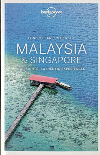 Lonely Planet Best of Malaysia & Singapore (Travel Guide)...