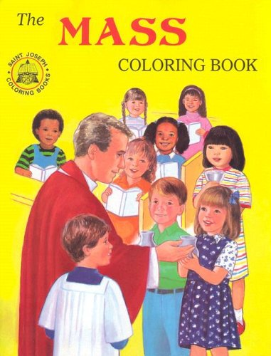 (Coloring Book about the Mass)