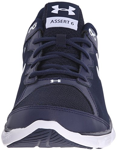 Men's 6 G White Armour Running Assert 410 Midnight Under Micro Shoe Navy C5SaOn