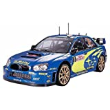 #24281 Tamiya Subaru Impreza WRC Monte Carlo 05 1/24 Scale Plastic Model Kit,Needs Assembly (japan import)