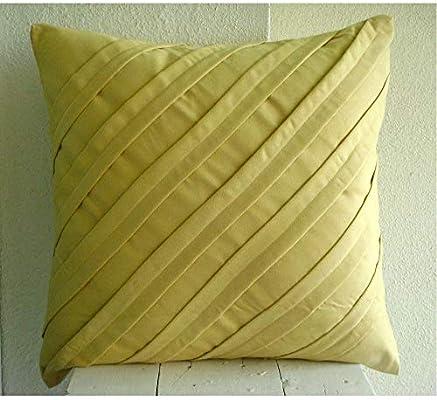 Contemporary Maple Butter - Decorativa Funda de Cojin 35 x ...