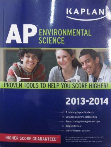 Kaplan AP Environmental Science 2013-2014 (Kaplan AP Series)