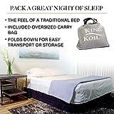 King Koil California King Luxury Raised Air