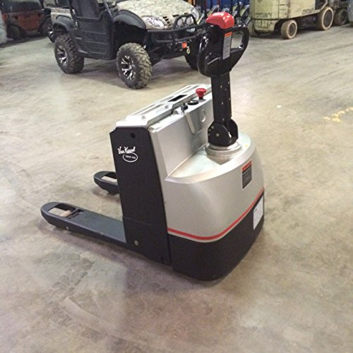 4500 ELECTRIC PALLET JACK - Buy Online in Oman  | Products